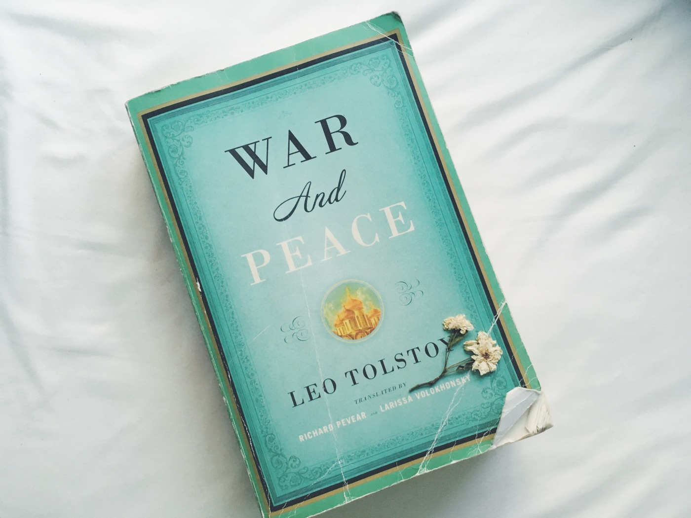 Why Read War and Peace? – The Bookshop Barista